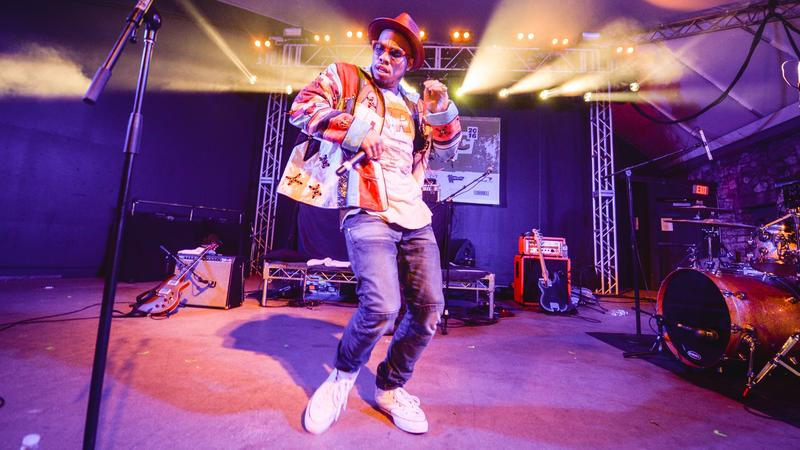 Paak The Free Nationals Live In Concert Sxsw 2016 Wrur