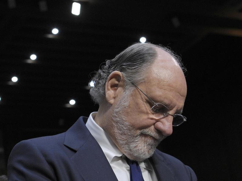 Regulators Say Jon Corzine Will Pay $5 Million Penalty Over MF Global Collapse