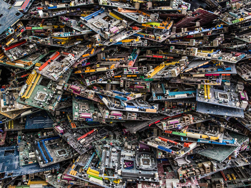 the issue of electronic waste recycling in china Continue reading ways forward from china's urban waste problem the human face of china's informal recycling sector and the nature of cities stephanie.
