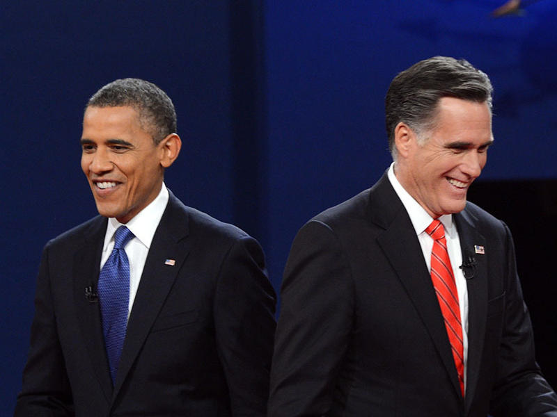 effects of us presidential election romney and obama