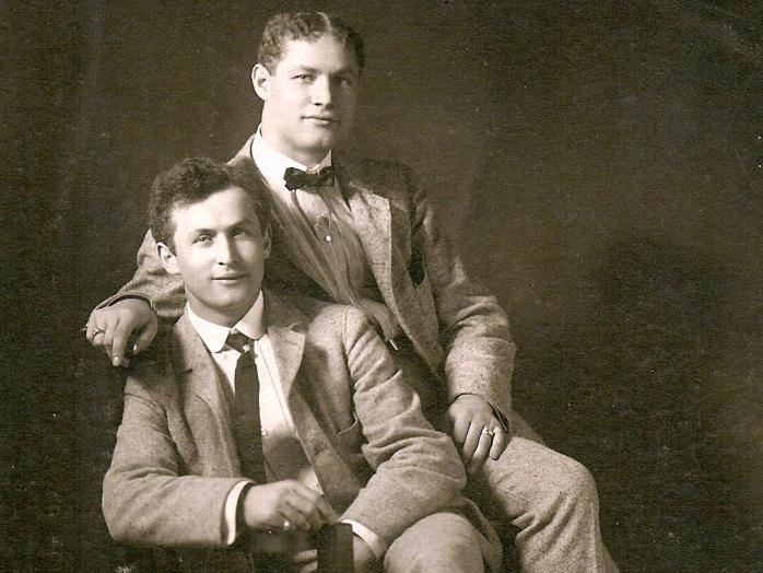 Houdini Relative Unlocks Some Family Secrets | WBFO