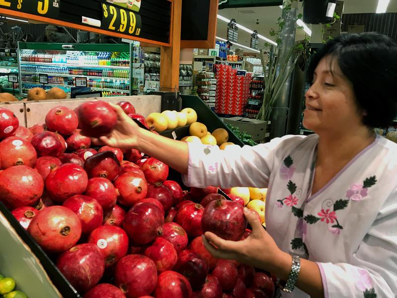 Food Stamp Program Makes Fresh Produce More Affordable