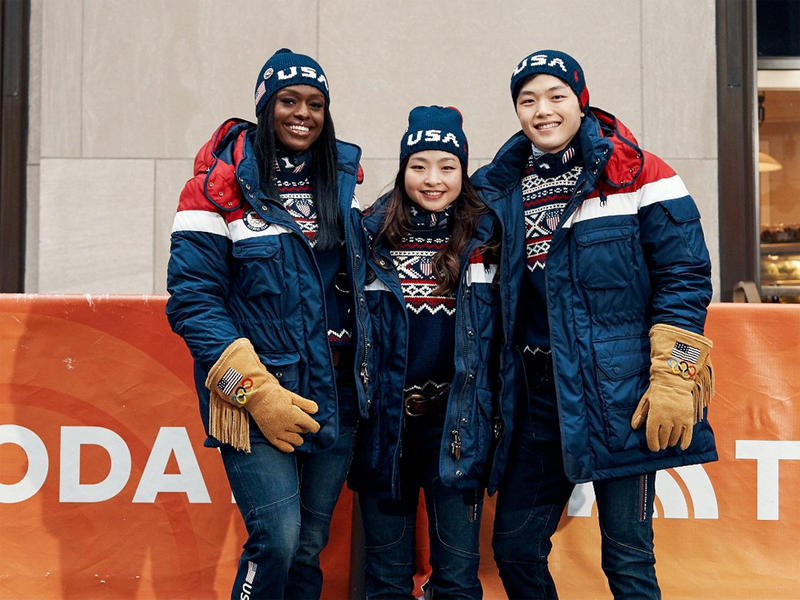 9c3315688bba66 Team USA To Wear Pacific Northwest Wool At Winter Olympics Ceremonies