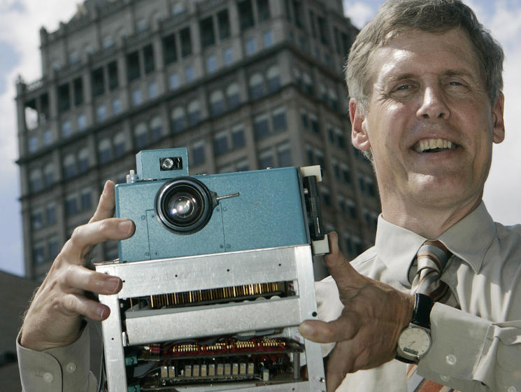 A Digital Death? Why Kodak Stopped Clicking   Innovation Trail