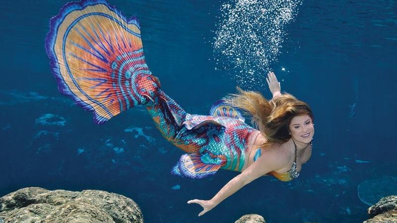 Weeki Wachee Springs Is Hiring Mermaids To Carry On A ...