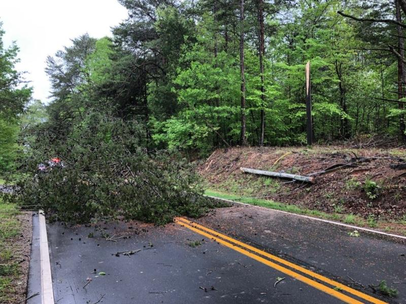 National Weather Service Confirms Multiple Tornado Touch Downs In The Carolinas