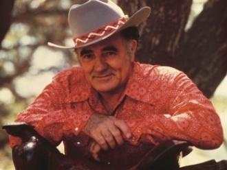 Louis L'Amour authored 17 rugged Western novels about the gun-slinging Sackett clan. He died at age 80 in 1988.