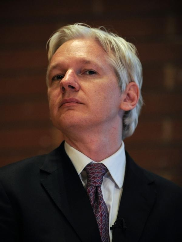 A federal grand jury is scheduled to hear testimony Wednesday in the government's criminal investigation into WikiLeaks founder Julian Assange.