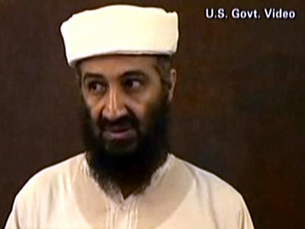 An image from an undated video released by the Department of Defense on May 7, 2011. Videos of Osama bin Laden and other materials were seized during the raid on his compound in Pakistan, during which the al-Qaida leader was killed by U.S. commandos.
