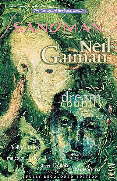 <em>Cover of Sandman: Dream Country</em>