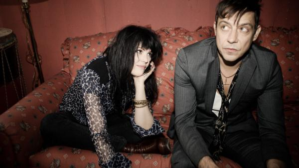 The Kills performed on <em>World Cafe</em>.