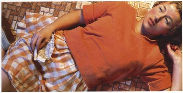 Cindy Sherman, <em>Untitled</em>, color coupler print, executed in 1981