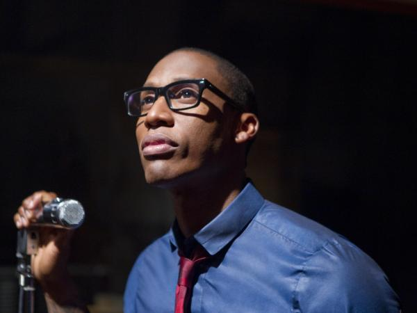 Raphael Saadiq's fourth studio album is titled <em>Stone Rollin'</em>.