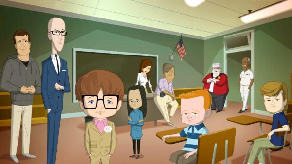 Fox's new animated comedy, <em>Allen Gregory</em>, stars the voice of Jonah Hill, who also created it.