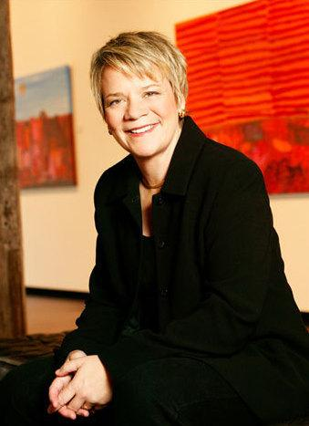 Conductor Marin Alsop: a longtime connector of kids and music.