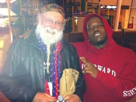 Big Boi and Terry Riley: You didn't see this one coming, did you?