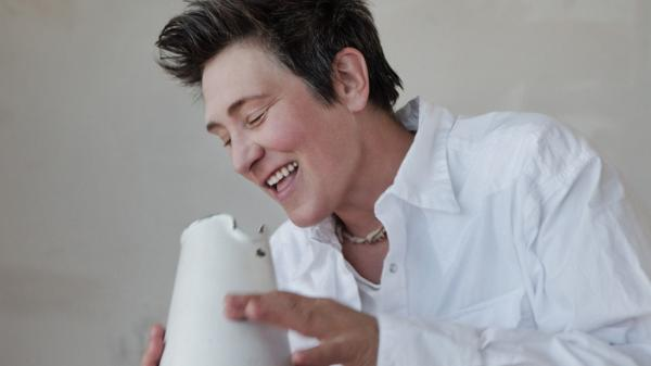 k.d. lang recorded an intimate studio session for KCRW