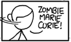 Marie Curie circa 2011.