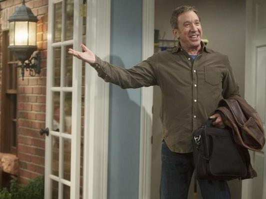 Tim Allen stars on ABC's new sitcom, <em>Last Man Standing</em>.