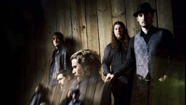 My Morning Jacket's new album, <em>Circuita</em><em>l</em>, comes out May 31.