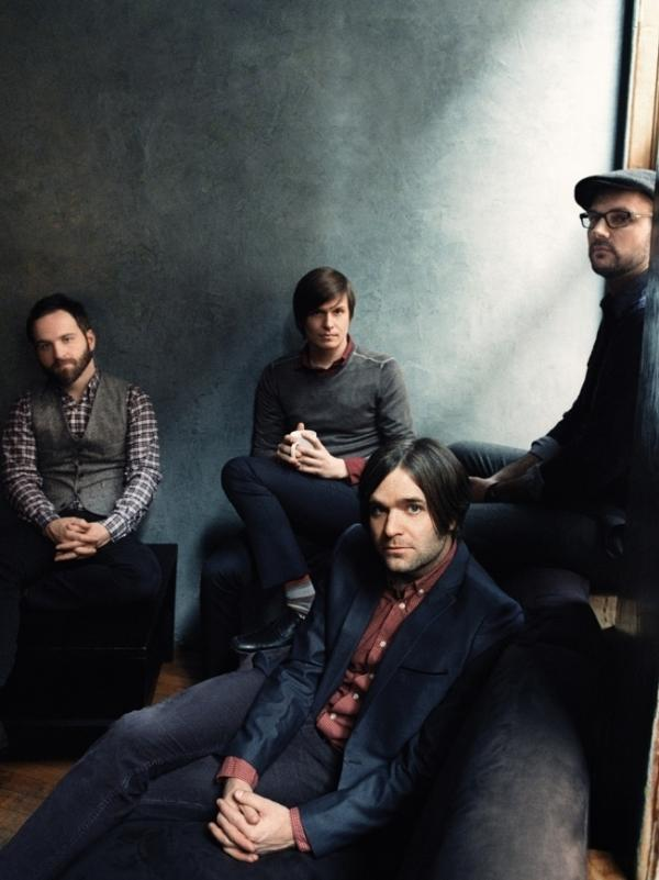 Death Cab for Cutie's new album, <em>Codes and Keys</em>, comes out May 31.