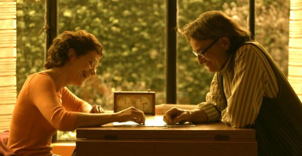 <strong>Natural Born Puzzler: </strong>Bored housewife Maria (Maria Onetto) discovers a knack for jigsaw-solving and befriends an enthusiast (Arturo Goetz) who helps her hone her craft — and rediscover herself in the process.