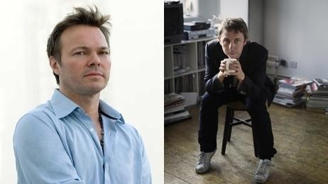 Pete Tong and Gilles Peterson of BBC Radio One