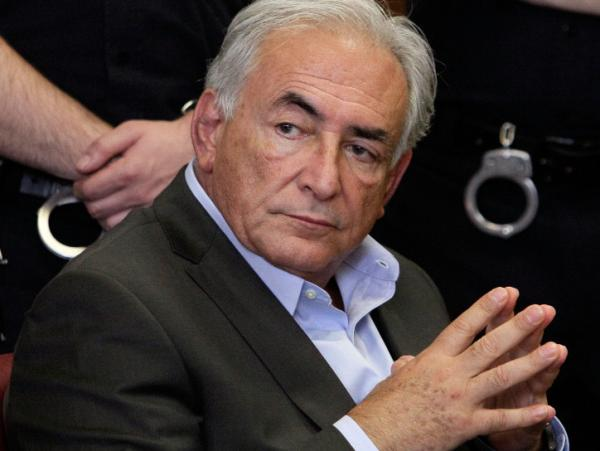 Dominique Strauss-Kahn, former managing director of the International Monetary Fund, appears for a bail hearing on May 19 in New York. Many had expected Strauss-Kahn to beat French President Nicolas Sarkozy in next year's presidential elections.