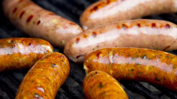 Homemade sausage is a perfect treat for Memorial Day weekend, the traditional start of the outdoor grilling season.