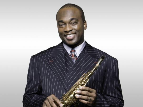 James Carter's new album, featuring compositions of Roberto Sierra, is called <em>Caribbean Rhapsody</em>.