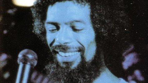 "Gil Scott-Heron on the cover of <em>The Mind of Gil Scott-Heron</em>, the album on which ""Jose Campos Torres"" was released."