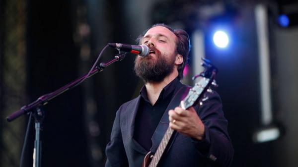 Iron & Wine performs at the 2011 Sasquatch Music Festival.