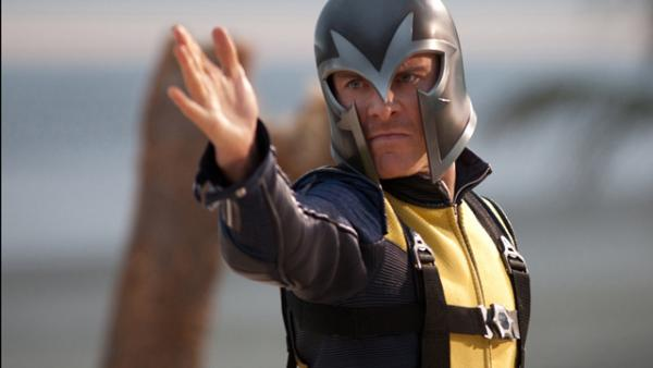 <strong>Class Of '62:</strong> Michael Fassbender proves his blockbuster mettle as Magneto in <em>X-Men: First Class, </em>a swift and stylish relaunch that lays out the Cold War-era origins for Marvel's superheroes.