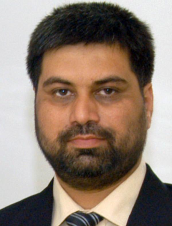 Syed Saleem Shahzad (July 2008 file photo).