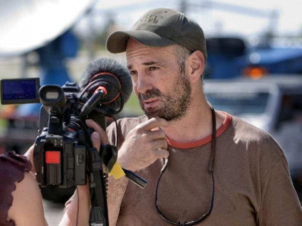 IMAX filmmaker Sean Casey also stars in the Discovery Channel reality series <em>Storm Chasers.</em>