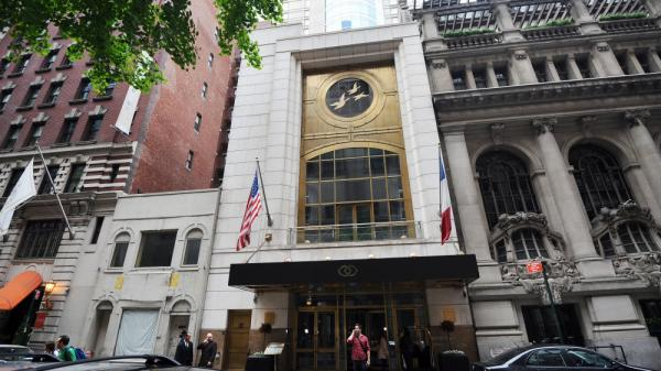 The Sofitel hotel in New York, where  IMF head Dominique Strauss-Kahn allegedly sexually assaulted a hotel maid.