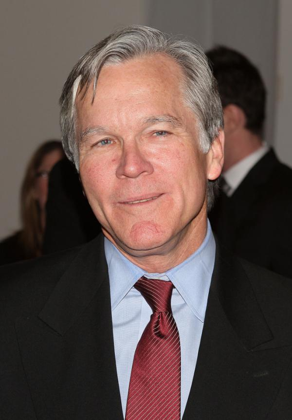 <em>New York Times</em> Executive Editor Bill Keller, seen at a benefit in 2008, is stepping down to become a full-time writer for the paper.