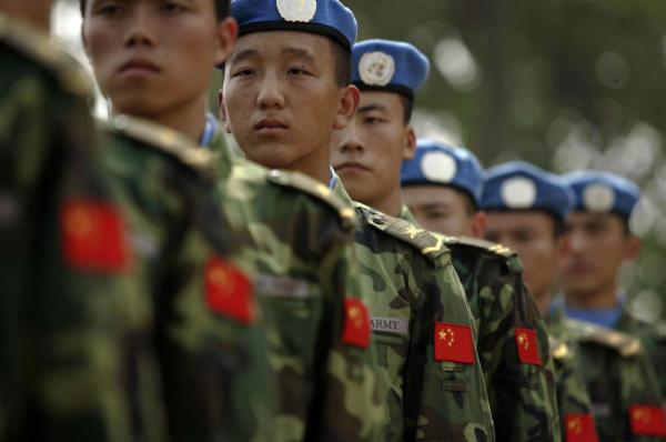 """Faced with this warmup for an Internet war, every nation and military can't be passive,"" two Chinese military scholars from the Academy of Military Sciences said."