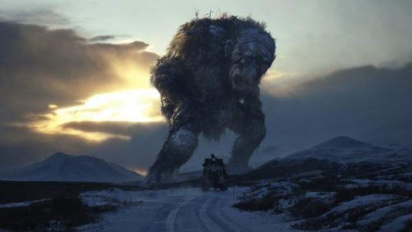 <strong>The Troll Truth:</strong> Norway's trolls don't limit themselves to the undersides of bridges. In the only sporadically scary <em>Trollhunter</em>, they pose a giant, hairy threat to national security, and the government hides their existence from the public.