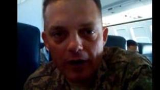 Staff Sgt. Fred Hilliker.