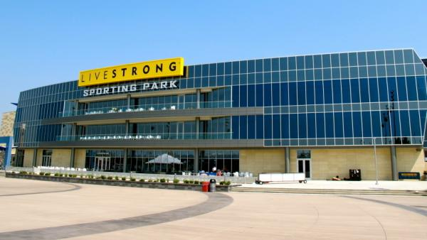 The new Livestrong Sporting Park is set to open June 9. Investors plan to donate up to $8 million in revenues to the Livestrong  foundation over the next five years.