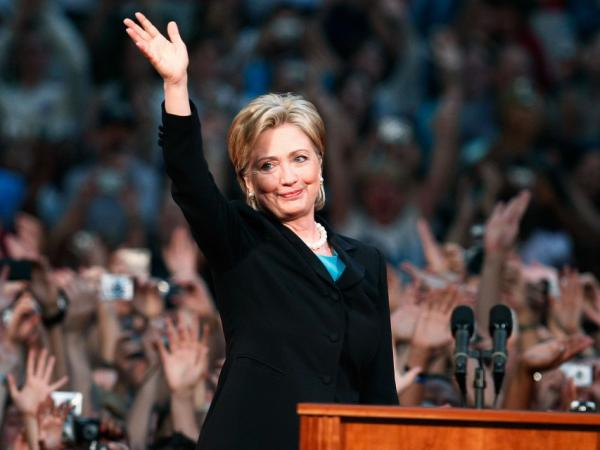 Hillary Clinton was Barack Obama's strongest Democratic challenger for president in 2008, then later went on to become his secretary of state.