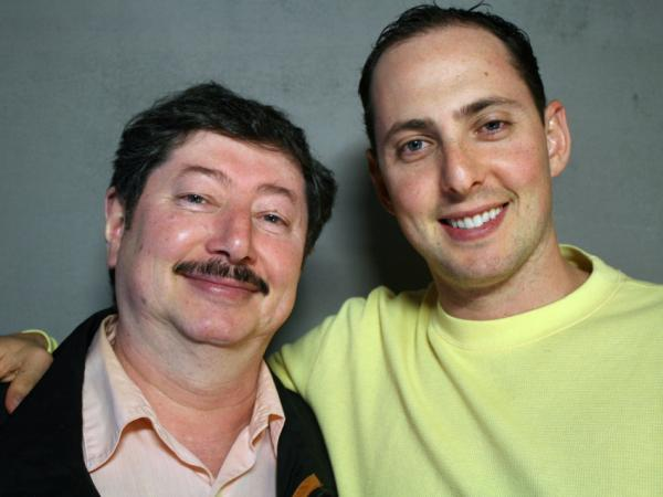 Leon Kogut, 63, spoke with his son, NBA referee Marat Kogut, 31, at StoryCorps in New York.