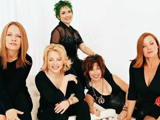 The Go-Go's are on tour to celebrate the 30th anniversary of their massively successful debut.