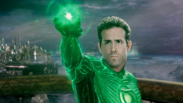 <strong>Green Man:</strong> Fighter pilot turned defender of the universe Hal Jordon (Ryan Reynolds) uses his magic ring to do battle with evil. The ring gives him the ability to conjure any shape he desires, but not, unfortunately, to conjure realistic-sounding dialogue.