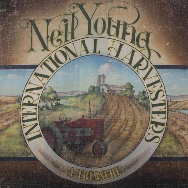 <em>A Treasure</em>, a previously unreleased live album from Neil Young.