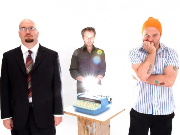 "The Bad Plus' ""Never Stop"" sounds like opening-credits music for a good independent film that doesn't exist yet."