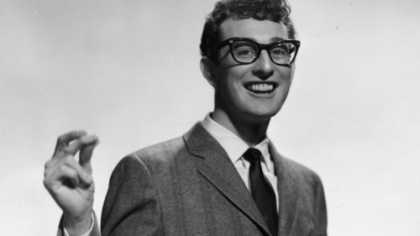 <em>Rave On Buddy Holly</em>, a tribute to the rock 'n' roll pioneer, features Holly covers by Paul McCartney, The Black Keys, Patti Smith and many more. The album comes out June 28.