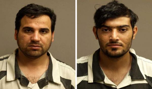 Iraqi refugees Waad Alwan (left) and Mohanad Hammadi were arrested May 25 in Kentucky for allegedly conspiring to aid al-Qaida. If convicted on all charges, each could face life in prison.