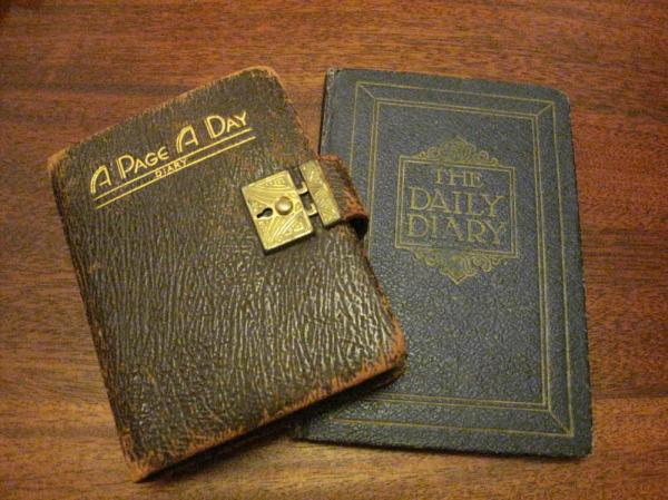 The diaries, which Fessler kept between 1930 and 1937, included lists of everything and showed an obsession with what things cost.